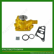 Water Pump Set for KOMATSU S4D95  PC60-5 (6204-61-1204) 100% TAIWAN MADE