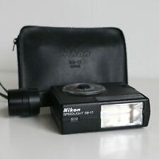 (Mint Condition) Nikon SB-17 Speedlight Flash for Nikon F3 Film Camera