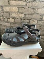 NEW JSport Jambu Women's Poppy Hiking Comfort Strap Sandals Gray - Pick Size