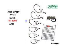 AMI OMTD SWIMBAIT SERIE OH 1000 n° 4/0 X SPIGOLE / BLACK BASS