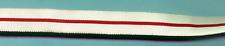RED CROSS BALKAN WAR 1912-13 MINI MEDAL RIBBON 6 inches (15cm)