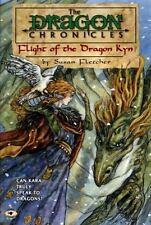Flight of the Dragon Kyn Fletcher, Susan Paperback
