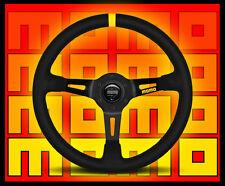 MOMO Model 08 Suede Racing Steering Wheel   FREE Shipping