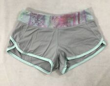 Ivivva Lululemon Speedy Shorts Girls 10 EUC