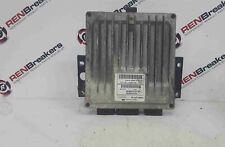 Renault Modus 2004-2008 1.5 DCi Engine Control Unit ECU 8200399038 8200468189