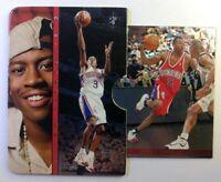 1997 96-97 UD SP Inside Info Allen Iverson Rookie RC #IN5, Philadelphia 76ers