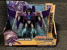 Hasbro Transformers Cyberverse Slipstream Ultra Class Sonic Swirl