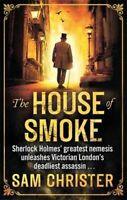The House Of Smoke, Christer, Sam | Paperback Book | Good | 9780751550924