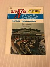 1970 Nine 9 Scale Atlas Model Railroad Photographs John Armstrong Track Train