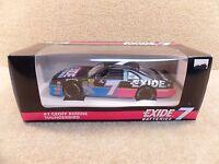 New 1994 Revell 1:24 Diecast NASCAR Geoff Bodine Exide Ford Thunderbird #7
