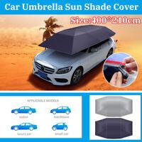 Universal Car Sun Shade Umbrella Cover Tent Cloth UV Protect Waterproof JCAU