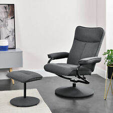 B-WARE Relaxsessel Fernsehsessel TV Sessel Liegesessel Ruhesessel Stoff Grau