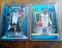 Darius Garland Blue Prizm RC and Blue Crusade Vanderbilt Cleveland Cavaliers