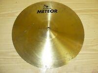 """14 """" Meinl Meteor Becken Schlagzeug Drums"""