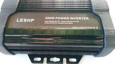 Hochwertiger SPANNUNGSWANDLER INVERTER SOLAR-WANDLER 12 auf 110V AC 300/600W