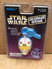 Star Wars Luke Skywalker Keychain TIGER brand 1997 character voice sound effect