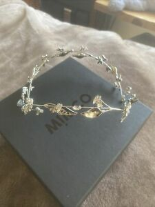 Mimco Zephyr Crown Silver - Worn Once