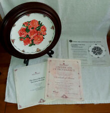 "Royal Albert ""Elizabeth di Glamis's di Anne Schofield & hygan & SMYTHE Surround"