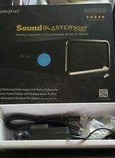 Creative Sound Blaster Roar Pro Bluetooth Wireless Speaker