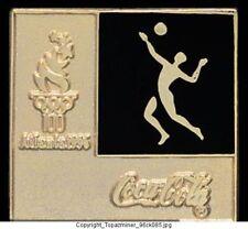 Olympic Pin Atlanta 1996 Coke Coca Cola Sponsor Partner