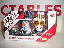 star wars CHUBBY,CHUBBIES REBEL PILOTS russian dolls BRAND NEW IN BOX postage di