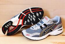 Asics TN 545 Gel Dadsneaker Dad Sneaker Laufschuhe Grau Silber Rot 44,5 2005