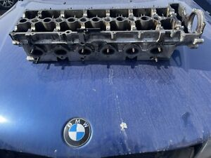 BMW 5 7 SERIES E60 E61 E65 E66 530D 730D M57 CYLINDER HEAD 7792753.9