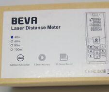 New Laser Distance Meter Measure Beva Digital Distance Meter With Large Lcd 40m
