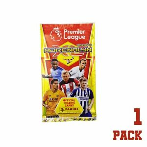 PANINI 19/20 OFFICIAL ADRENALYN XL CARDS PACK - EPL Premier League **NEW**