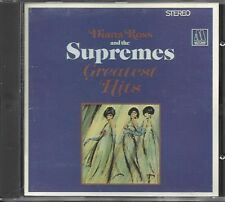 Diana Ross & the Supremes - Greatest Hits      cd