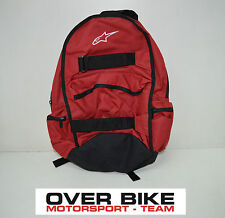 BORSA ZAINO BAG ALPINESTARS IMPULSE RED COLORE ROSSO