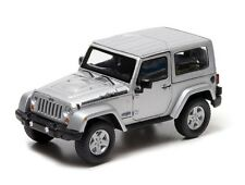 "Jeep Wrangler Polar Limited Ed. ""Silver Metallic"" 2014 (Greenlight 1:43 / 86056)"