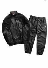 Nike Sportswear NRG X Skepta SKAIR Track Suit Av9997 010 Men's M Black Red