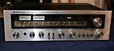 1979 KENWOOD KR-6030 RECEIVER 80 WATTS RMS PER CHANNEL SOUNDS & LOOKS AMAZING