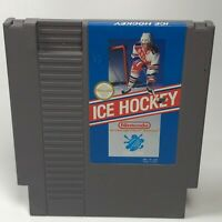 NES ICE HOCKEY game NINTENDO 1988 NES