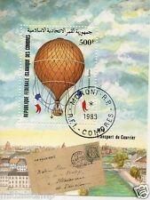 FIRST AIRMAIL FLIGHT REPUBLIQUE FEDERALE MINIATURE BALLON FLAGS POSTAGE # 33