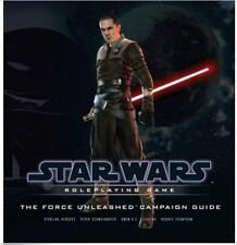 The Force Unleashed Campaign Guide-Star Wars Roleplaying Game-Hard Cover