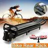US Bicycle Mountain Bike Rear Rack Seat Post Mounted Pannier Luggage Carrier Bag