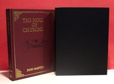 The House of Churchill by D.A. Masters-Safari Press-319/500-2002-Limited-Signed