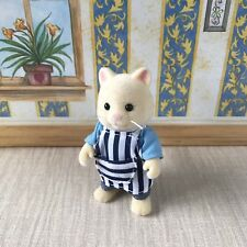 Sylvanian Families Replacement Spares | Father Maurice Chantilly Cat Figure