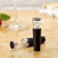 Saver Bottle Preserver Air Pump Stopper Sealer Plug Tools Wine Vacuum Stopper