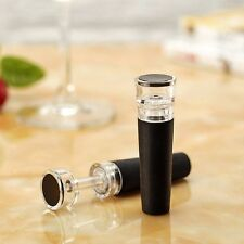 Saver Bottle Preserver Air Pump Stopper Sealer Plug Tools Wine Vacuum Stopper
