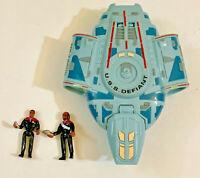 Playmates Star Trek - USS Defiant (NX-74205) Mini Playset Innerspace Series DS9