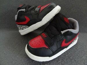 Jordan 8C 25 Nike Air Legacy 312 Low Bred Cement Baby Infant Sneaker CD9056-006