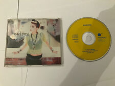 MADONNA LIKE A VIRGIN  / STAY ORIG SIRE YELLO CD SINGLE RARE 075992023924 NMINT
