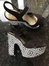 New Look Wedge Standard Width (D) Heels for Women