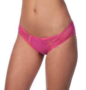Alegro Lingerie Fleur de Leis Cheeky Satin Brief Bikini Panty Underwear 9052D
