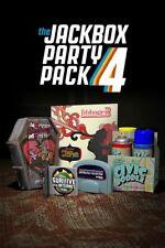 El partido JackBox Pack 4 región libre de vapor clave de PC ()