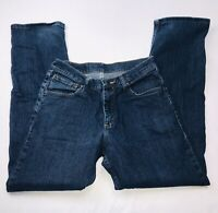Wrangler Relaxed Fit Mens Jeans Rodeo Cowboy Denim Work 30X30