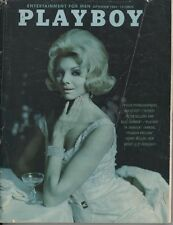 Playboy Magazine SEPTEMBER 1964 VOL 11 NO 9
